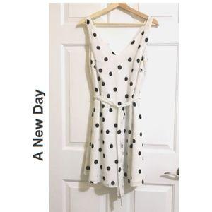 A New Day Polka Dots Dress